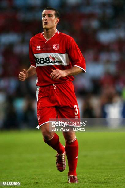 Frank Queudrue Middlesbrough