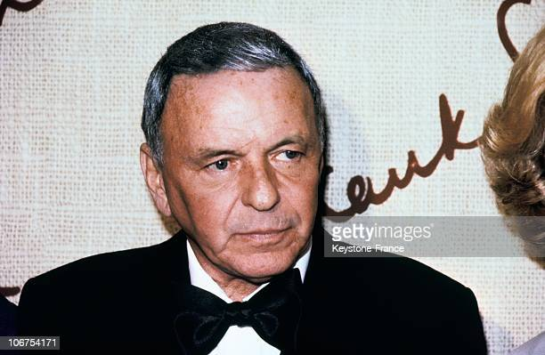 Frank Sinatra In The Seventies