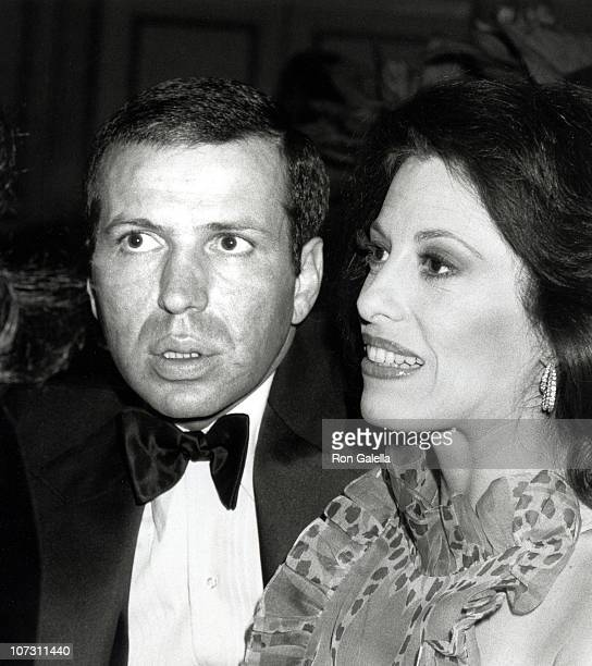 Frank Sinatra Jr and Dr Toni Grant during 2nd Annual Group Effort Auction April 4 1981 at Beverly Wilshire Hotel in Beverly Hills California United...