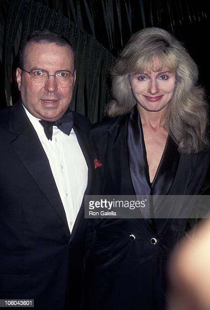 Frank Sinatra Jr and guest during Dream Street Foundation Honors Larry King September 16 1995 at Beverly Hills Hotel in Beverly Hills California...
