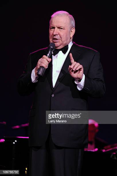 Frank Sinatra, Jr. Performs at Hard Rock Live! in the Seminole Hard Rock Hotel & Casino on March 3, 2011 in Hollywood, Florida.