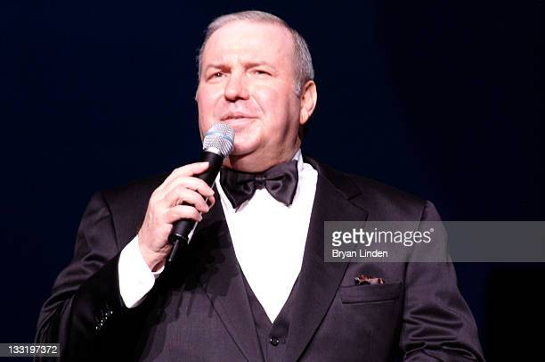 Frank Sinatra Jr Performs at KLAC's Mistletoe and Martinis Concert Event