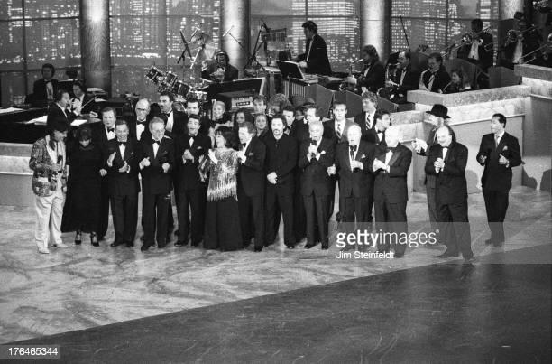 Frank Sinatra's 80th Birthday at the Shrine Auditorium in Los Angeles California on November 19 1995