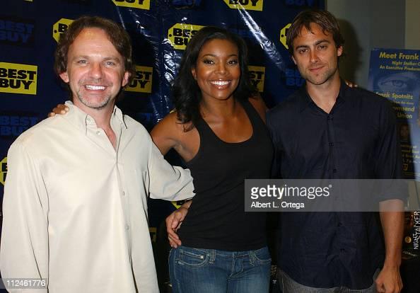 Frank Spotnitz, Gabrielle Union and Stuart Townsend News ...