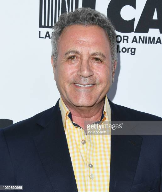 Frank Stallone attends Last Chance For Animals' Hosts Annual Celebrity Benefit at The Beverly Hilton Hotel on October 20 2018 in Beverly Hills...