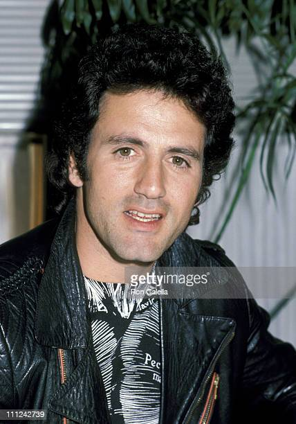 Frank Stallone during 2nd Annual American Video Awards Nominees Announcement at Kathy Gallagher's Restaurant in Los Angeles California United States