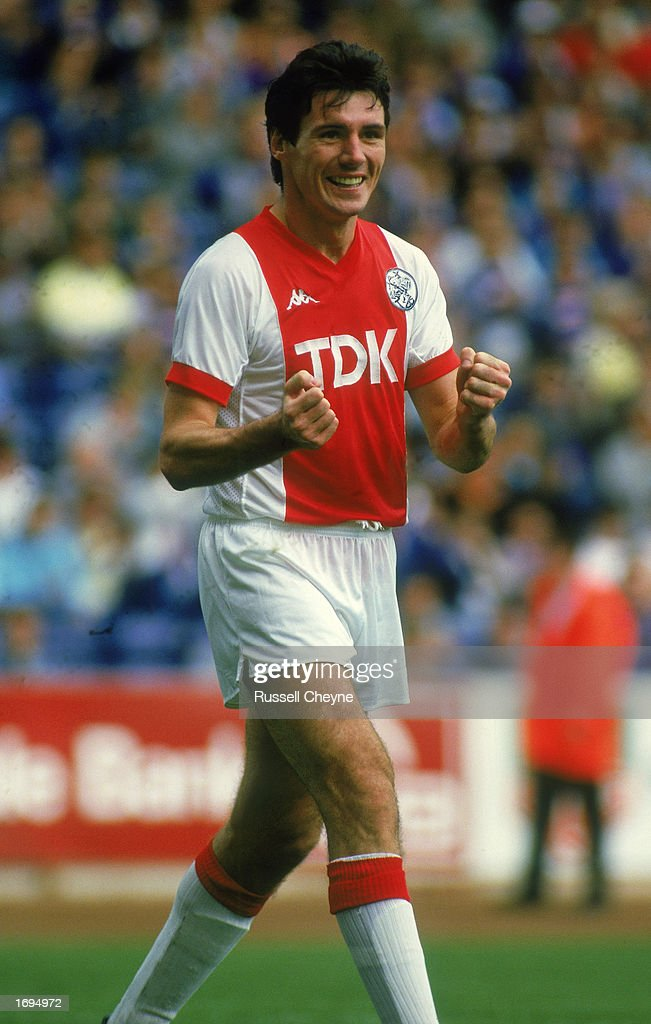 Frank Stapleton of Ajax : News Photo