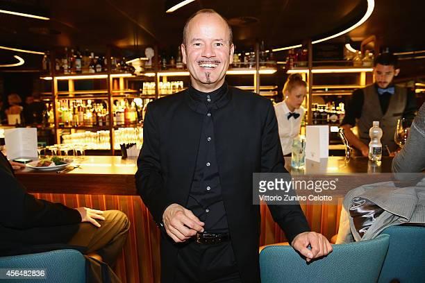 Frank Strobel attends the 'Film Musik Wettbewerb' Dinner during Day 7 of Zurich Film Festival 2014 on October 1 2014 in Zurich Switzerland