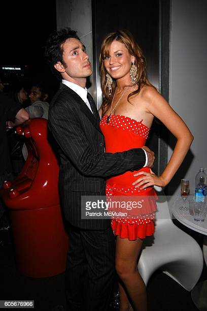 Frank Szelwach and Julie Doherty Miss United Kingdom attend Miss Universe Post Pageant VIP Party hosted by Chuck Nabit Dave Geller Ed St John Greg...