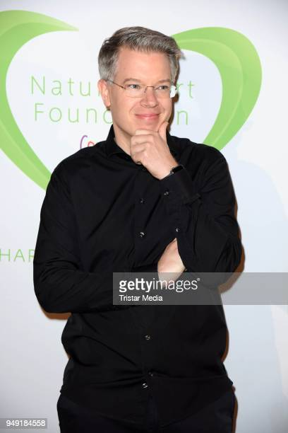 Frank Thelen attends the Leon Heart Foundation Charity Dinner at Hotel Adlon Kempinski on April 20 2018 in Berlin Germany