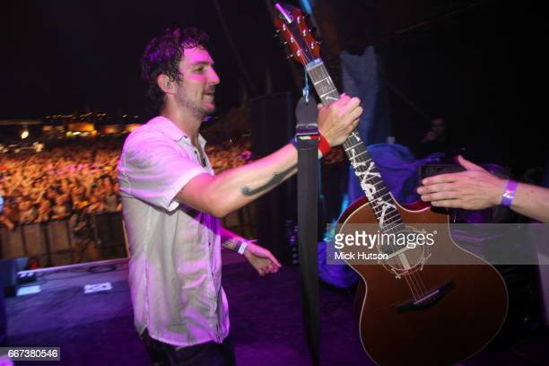 Frank Turner Somerset United Kingdom 2014
