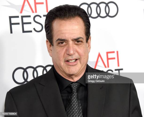 Frank Vallelonga arrives at the AFI FEST 2018 Presented By Audi Green Book Gala Screening at TCL Chinese Theatre on November 9 2018 in Hollywood...