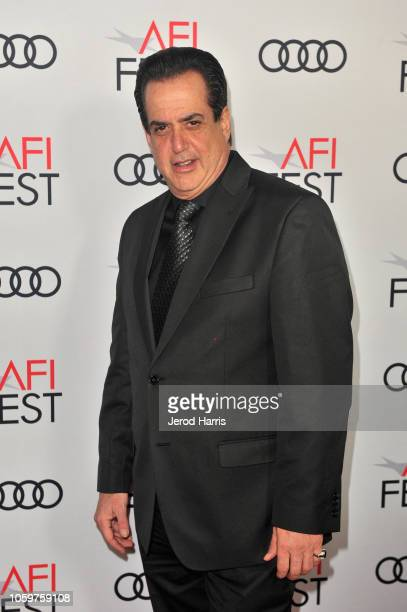 Frank Vallelonga attends the Gala Screening of Green Book at AFI FEST 2018 Presented By Audi at TCL Chinese Theatre on November 9 2018 in Hollywood...
