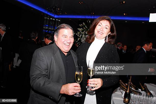 Frank Vega and Michaela Abrams attend The San Francisco Champagne Sparkling Wine Tasting and Auction SPARKLE SF a benefit for Under One Roof at St...