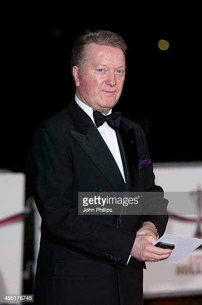 Frank Warren attends The Sun Military Awards at National Maritime Museum on December 11 2013 in London England