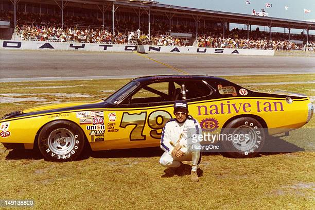 Frank Warren of Augusta GA drove his Native Tansponsored Dodge Charger in both NASCAR Cup races held during the season at Daytona International...