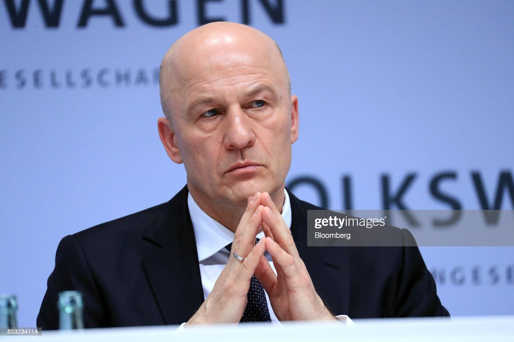 Volkswagen AG Annual News Conference As Automaker Reforms Slowly Lift Profit
