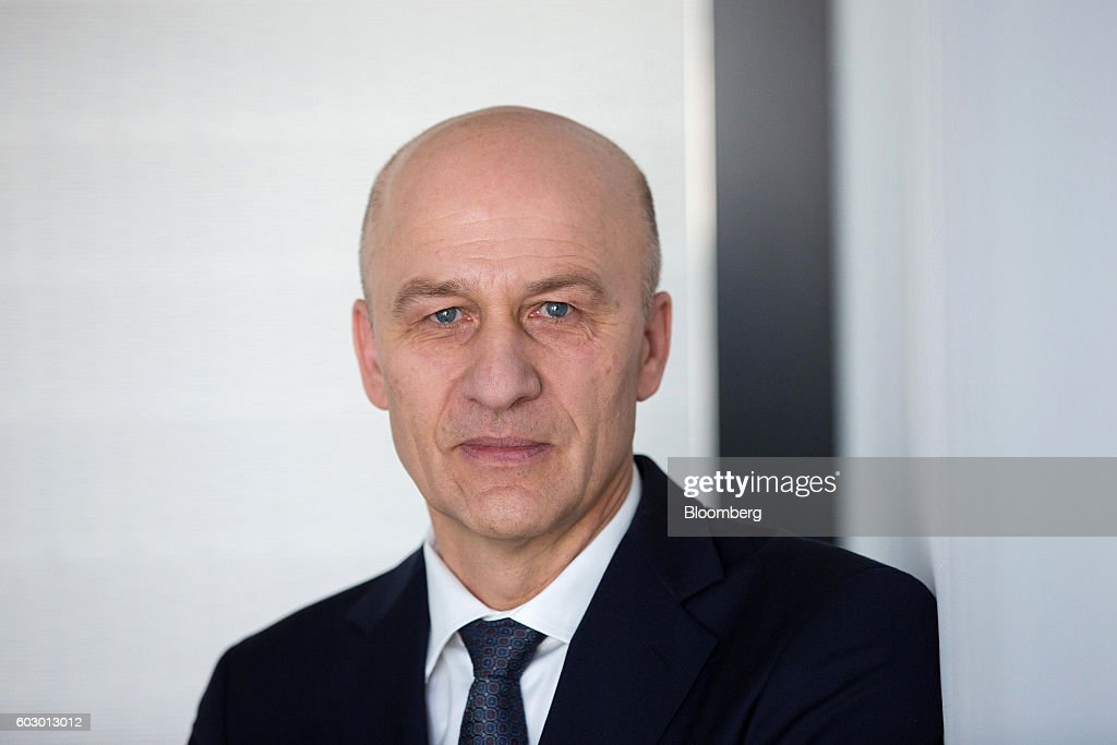 Volkswagen AG Chief Financial Officer Frank Witter Interview