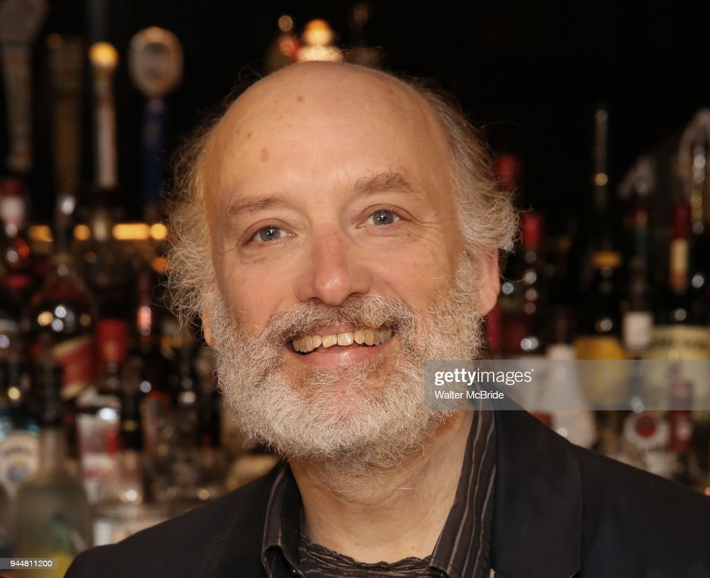 Frank Wood attends the Broadway cast of 'The Iceman Cometh' Press Photocall at Delmonico's on April 11, 2018 in New York City.