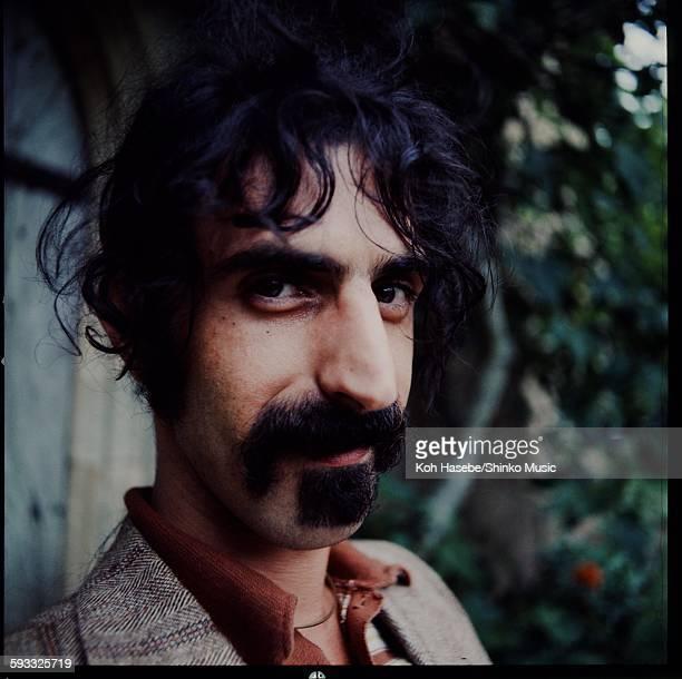 Frank Zappa at Newport Jazz Fetival Newport June 1970