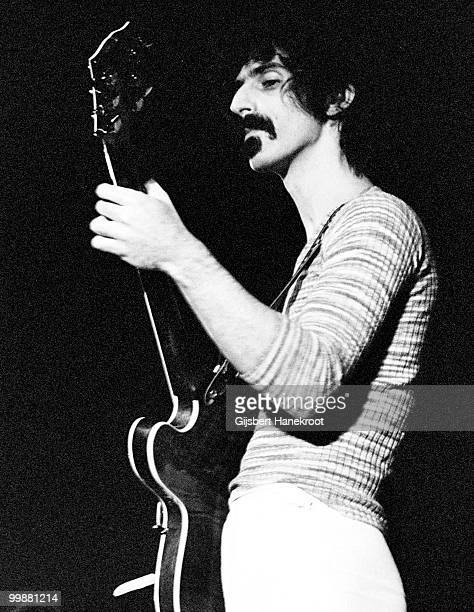 Frank Zappa performs live on stage with The Mothers Of Invention at Concertgebouw in Amsterdam Netherlands on December 06 1970