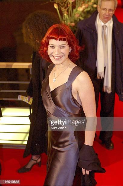 Franka Potente during 55th Berlin International Film Festival Man to Man Arrivals in Berlin Germany
