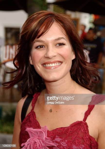 "Franka Potente during ""The Bourne Identity"" Premiere at Loews Cineplex - Universal Studios Cinema in Universal City, California, United States."