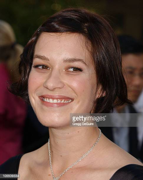 Franka Potente during The Bourne Supremacy World Premiere Arrivals at ArcLight Cinema in Hollywood California United States