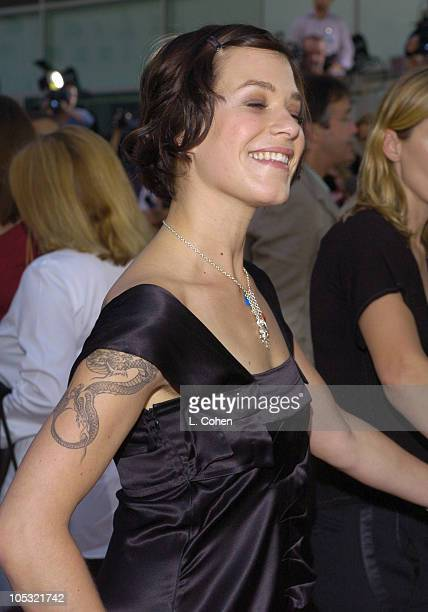 "Franka Potente during ""The Bourne Supremacy"" World Premiere - Red Carpet at Cinerama Dome in Los Angeles, California, United States."
