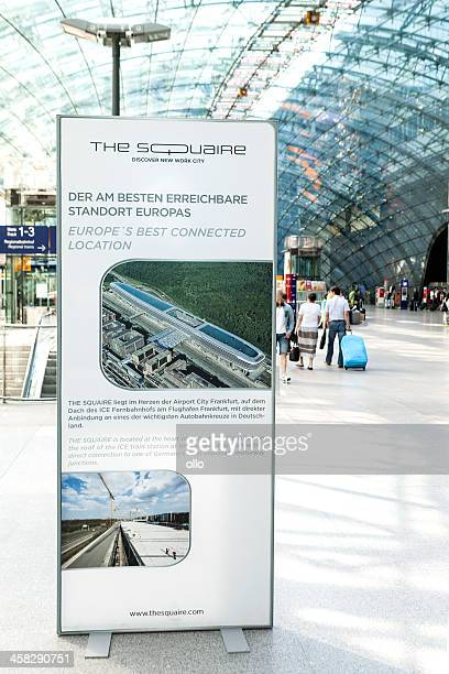 Frankfurt Airport long-distance railway station
