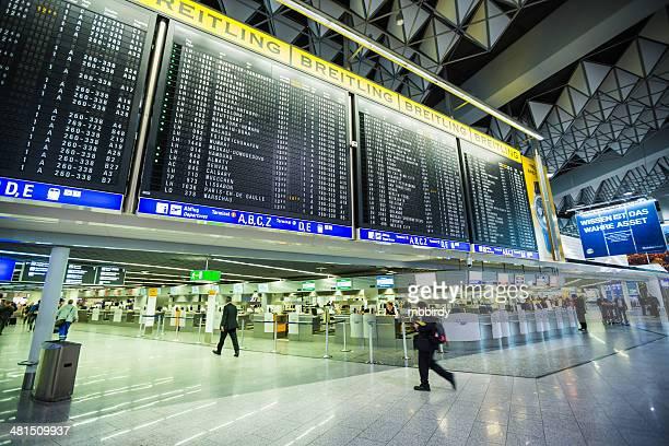 Aeroporto di Francoforte (Francoforte sul Meno, Germania)