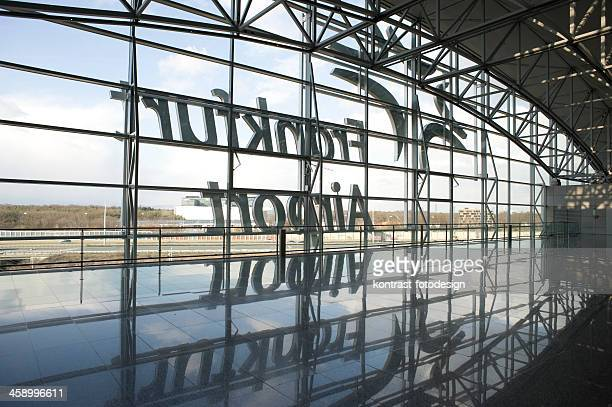 frankfurt airport, terminal 2, germany - frankfurt international airport stock pictures, royalty-free photos & images