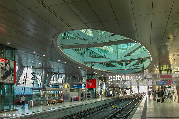 Frankfurt airport train station