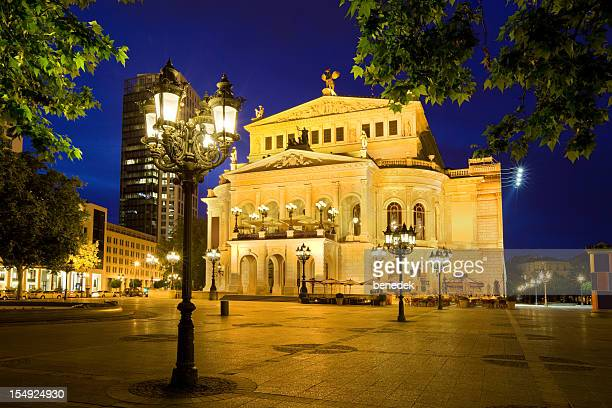 Frankfurt am Main Germany Alte Oper Old Opera House