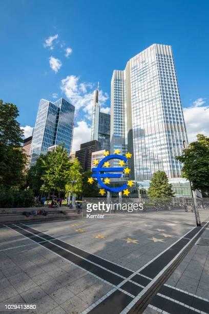 Frankfurt Am Main-Wolkenkratzer
