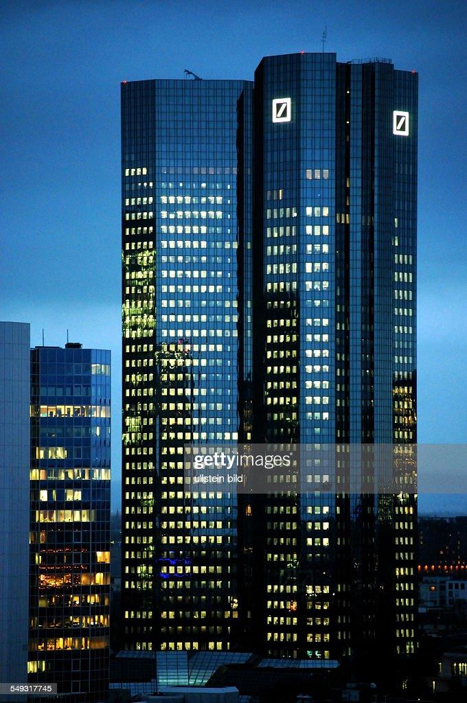 Datum in Frankfurt