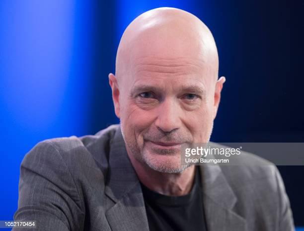 Frankfurt Book Fair 2018 Christian Berkel German actor and author