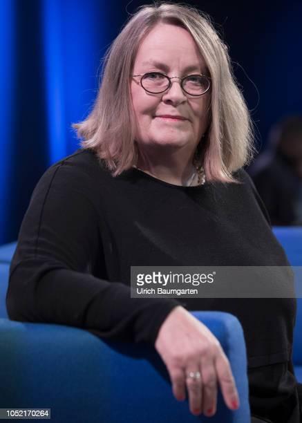 Frankfurt Book Fair 2018 Eleonore Buening German music journalist and author