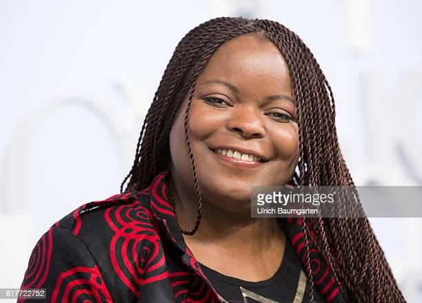 Frankfurt Book Fair2016. Petina Gappah, Zimbabwean author .