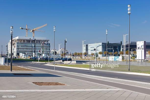 Frankfurt Europaviertel Europaallee