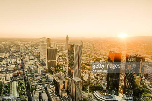 Frankfurt from Main Tower 03