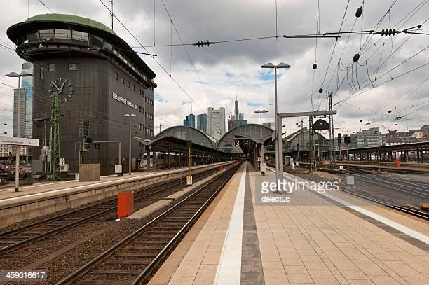 Gare ferroviaire principale de Francfort