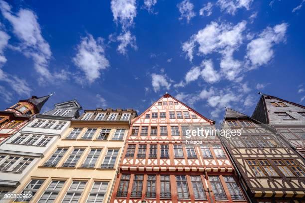 Frankfurter Römer, Altstädter Ring in Frankfurt am Main, Deutschland