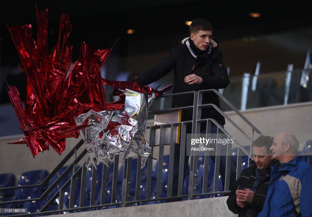 DEU: Eintracht Frankfurt v Shakhtar Donetsk - UEFA Europa League Round of 32: Second Leg