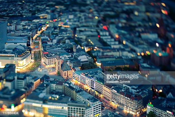 frankfurt  view - frankfurt germany stock pictures, royalty-free photos & images
