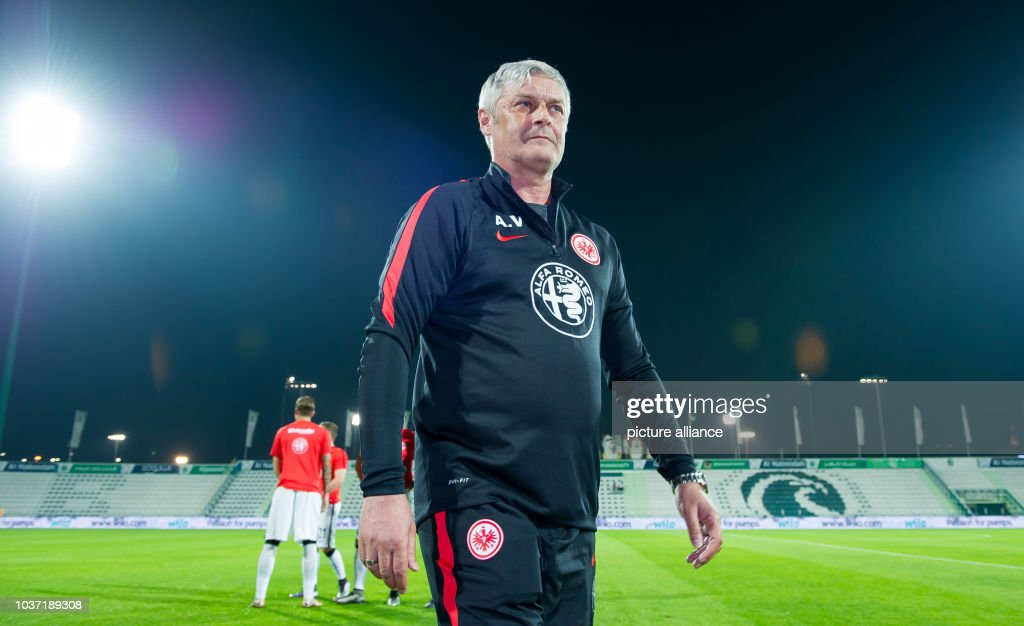 Test match: Borussia Dortmund vs Eintracht Frankfurt : News Photo