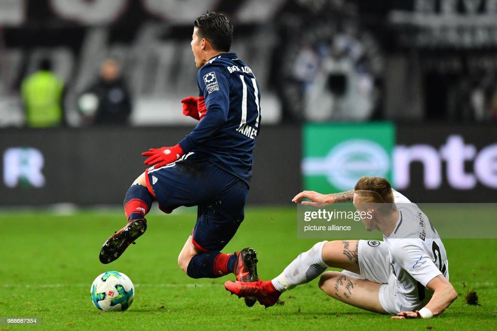 Image result for Eintracht Frankfurt vs James Rodriguez
