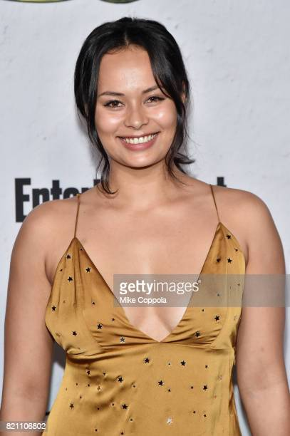 Frankie Adams at Entertainment Weekly's annual ComicCon party in celebration of ComicCon 2017 at Float at Hard Rock Hotel San Diego on July 22 2017...