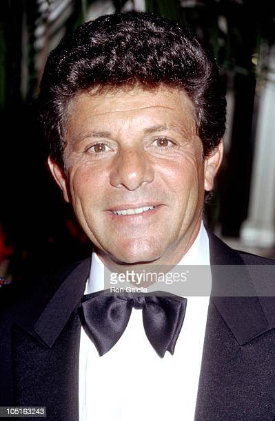 Frankie Avalon during 4th Annual Spirit of America Awards Gala at Beverly Wilshire Hotel in Beverly Hills California United States
