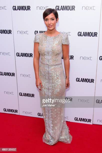 Frankie Bridge attends the Glamour Women of The Year awards 2017 at Berkeley Square Gardens on June 6 2017 in London England